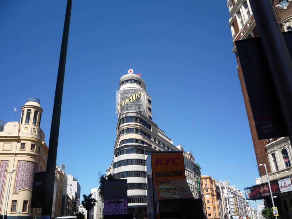 schweppes gran via